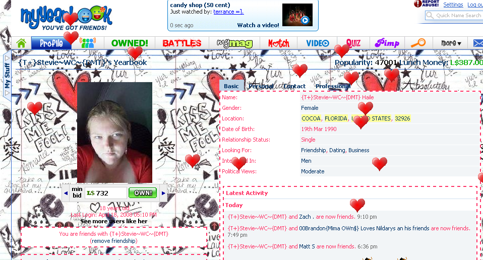 yearbook social site