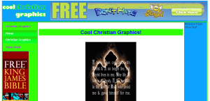 Cool Christian Graphics