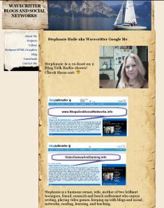 Free Webs Wavecritter