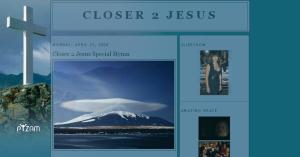 Closer 2 Jesus