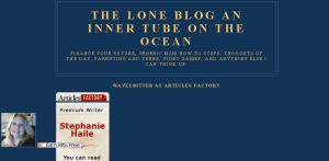 The Lone Blog