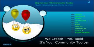 Blog Nut Toolbar Social Network, Toolbar, and Gaming Fun