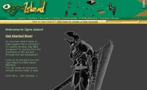 Ogre Island Dot Com