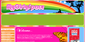 MyGirlySpace
