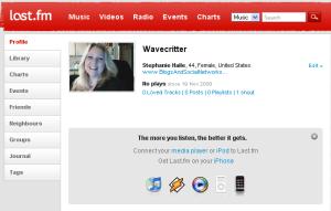 wavecritter-last-fm